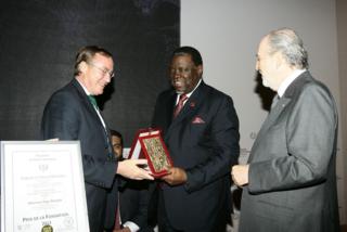 Prix Geingob, Crans Montana Forum, Monaco Ambassadors Clu, Jean-Paul Carteron, Monaco, Monte-Carlo, African Women Forum, Femme africaine, Rabat, Roi du Maroc