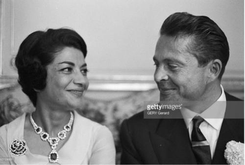 Ashraf Pahlavi, Monaco, Mehdi Bousheri, Jean-Paul Carteron, Monaco Ambassadors Club