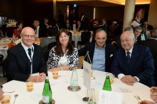 Serge Telle, Cercle des Ambassadeurs à Paris, Monaco Ambassadors Club, Jean-Paul Carteron