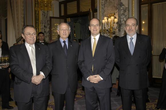 Cercle des Ambassadeurs, Monaco Ambassadors Club, Michel Rocard