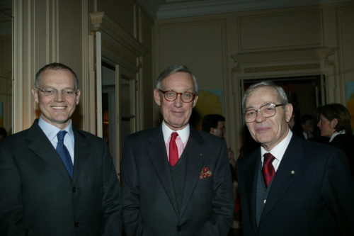 Serge Telle, Monaco Ambassadors Club