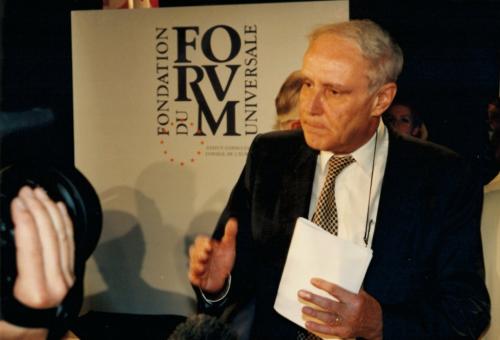 Jean-Paul Carteron, Flavio Cotti
