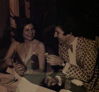 Jean-Paul Carteron, Princesse Soraya, Shah of Iran, Crans Montana Forum, Monaco Ambassadors Club