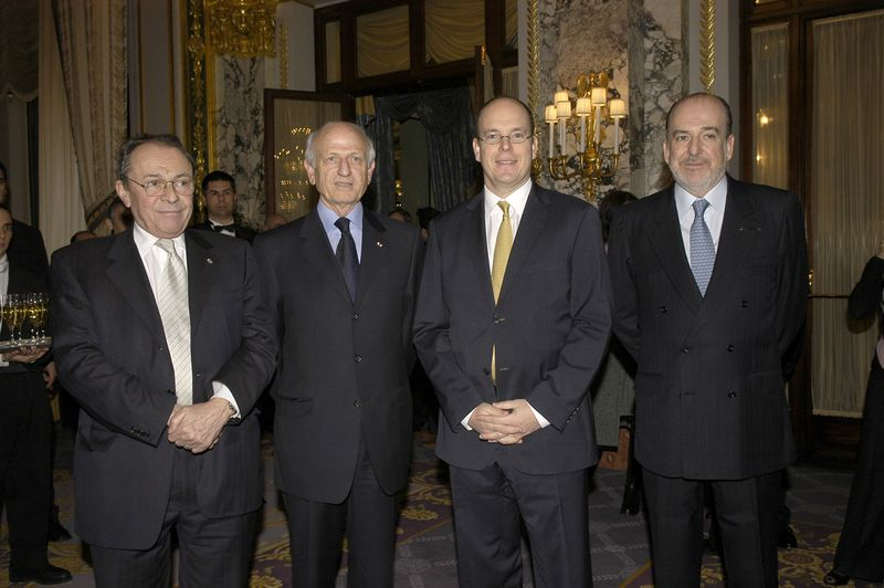 Jean-Paul Carteron, Monaco Ambassadors Club, Audrey Azoulay, Cercle des Ambassadeurs