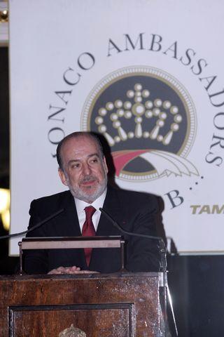 Monaco Ambassadors Club,Cercle des ambassadeurs à Paris