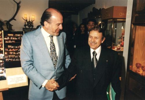 Jean.-Paul Carteron, Cercle des Ambassadeurs à Paris, Monaco Ambassadors Club