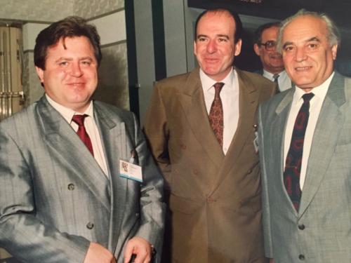 Jean-Paul Carteron, Monaco Ambassadors Club